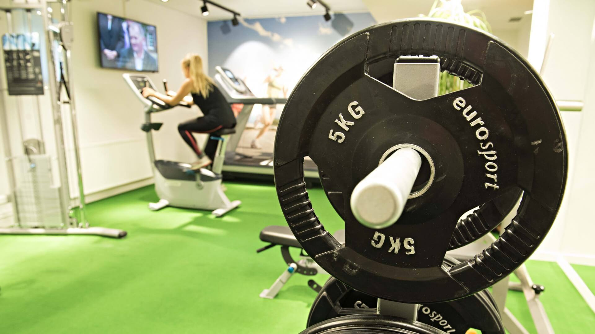 Kostnadsfritt gym